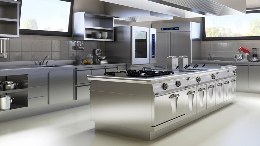 Il trattamento dell'aria nelle cucine